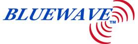Bluewave antenna logo PCTEL