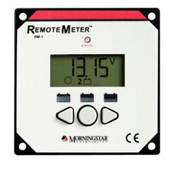 Morningstar Rm 1 Remote Meter