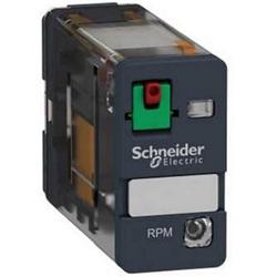Rpm12f7 Schneider Electric Square D Power Relay 120 Vac