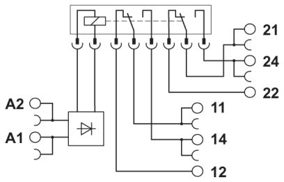 241S Low Profile Strobe Beacon in addition Low Voltage Double R Schematic also 12 Volt To 24 Diagram together with Dc To Voltage Doubler Circuit Diagram as well Electrical Panel Indicators. on dc voltage double r circuit