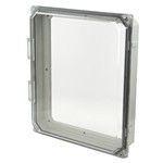 """Allied Moulded AMHMI120CCH 12"""" x 10"""" HMI Cover Clear"""
