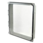 """Allied Moulded AMHMI142CCH 14"""" x 12"""" HMI Cover Clear"""