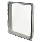 """Allied Moulded AMHMI142CCHTP 14"""" x 12"""" HMI Cover Clear"""