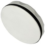 """Allied Moulded AMHS050 .812"""" Hole Seal Light Gray"""