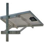 Solar Mount 1X-SPM-125-150J Adjustable Side Pole