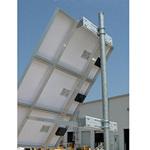Solar Mount 3X-SPM-(125W-150W) Adjustable Side Pole