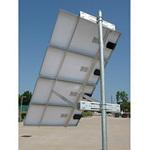 Solar Mount 4X-SPM-(40W-90W) Adjustable Side Pole