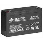 BB Battery BP10-6 Premium General Purpose Battery 6V 10AH