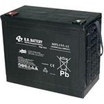 BB Battery MPL155-12 Long Life High Power Cyclic Battery 12V 155AH