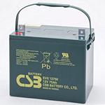 CSB Battery EVX12750 Deep Cycle Battery 12V 75AH