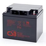 CSB Battery GP12400 General Purpose Battery 12V 40AH