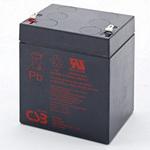 CSB Battery GP1245 General Purpose Battery 12V 4.5AH