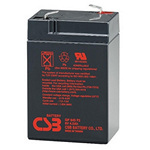 CSB Battery GP645 General Purpose Battery 6V 4.5AH