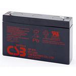 CSB Battery GP672 General Purpose Battery 6V 7.2AH
