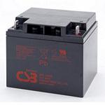 CSB Battery GPL12400 Long Life Standby Battery 12V 40AH