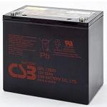 CSB Battery GPL12520 Long Life Standby Battery 12V 52AH