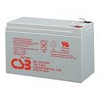 CSB Battery GPL1272F2FR Long Life Standby Battery 12V 7.2AH