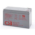 CSB Battery GPL1272FR General Purpose Battery 12V 12AH