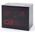 CSB Battery GPL12750 Long Life Standby Battery 12V 75AH