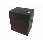 CSB Battery HR1221WF2 High Rate Battery 12V 5.1AH