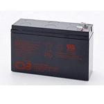 CSB Battery HR1224WF2F1 High Rate Battery 12V 6.4AH