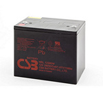 CSB Battery HRL 12280WFR High Rate Battery 12V 75AH