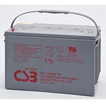 CSB Battery HRL 12390WFR High Rate Battery 12V 100AH