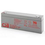 CSB Battery HRL1210WF2FR High Rate Long Life Battery 12V 2.3AH