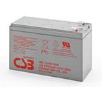 CSB Battery HRL1234WF2FR High Rate Long Life Battery 12V 9AH