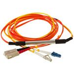 Cable Fiber MC Duplex 62M-LCSC-1