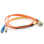 Cable Fiber MC Duplex 62M-SCSC-3