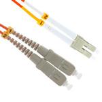 Cable Fiber Multi Duplex 50M-LCSC-12