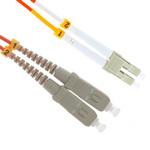 Cable Fiber Multi Duplex 62M-LCSC-45