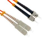 Cable Fiber Multi Duplex 62M-SCST-30