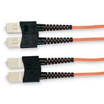 Cable Fiber Multi Duplex C62M-SCSC-30