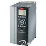 Danfoss 131B0072 FC302 AutomationDrive VFD Drive 480 Volt Three Phase 10 HP 14.5 Amp