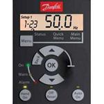 Danfoss 132B0100 LCP Control Panel WO/Potentiometer