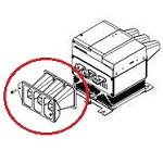 Danfoss 175G9007 MCD Finger Guard Kit