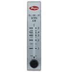 Dwyer RMA-12-SSV Air and Gas Flow Meter