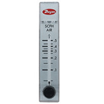 Dwyer RMA-13-SSV Air and Gas Flow Meter