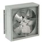 Hoffman 1RB100M Model Box Fan 115 VAC, 90 Watt, 1147 Free Flow CRM, 1.2 Amp. Aluminum Filter