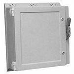 Hoffman A24HS2408GQRLP Non-Metallic Fiberglass Disconnect Enclosure