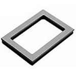 Hoffman APWK95NF Steel Window Kit 9x5.5