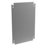 Hoffman ATEX45P38G Conductive Steel ZONEX Backplate