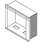 Hoffman CCC284014PD CC4000 HMI Solid Enclosure