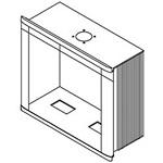 Hoffman CCC456029PNK CC4000 HMI Solid Enclosure