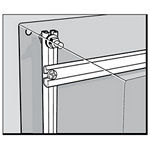 """Hoffman CMC16 CONCEPT Mounting Channels 16"""""""