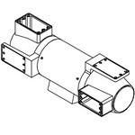 Hoffman CTKBCP Dual Tilt Mechanism for CC4000 HMI