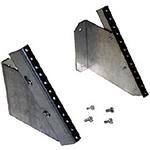 Hoffman DBPRA4U Patch Panel Rack Angle