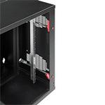 Hoffman EWMR48T ACCESSPLUS Tapped Rack Angles